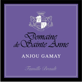 Etiquette Anjou Gamay
