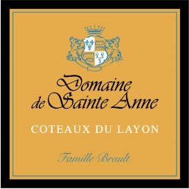 Etiquette Coteaux du Layon