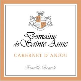 Etiquette Cabernet Anjou Rosé